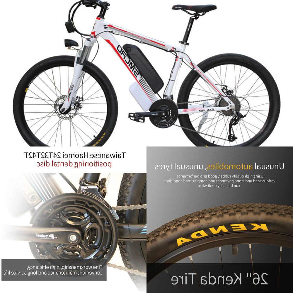 Can choose Samsung battery  Tire size: 26/27.5/29 inch selling C6 Hot electric mtb bike/mtb e bike electric bicycle 1