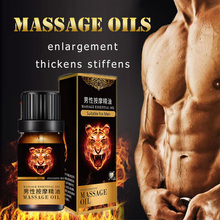 Natural Plant Extracts Penis Enlargement Oils