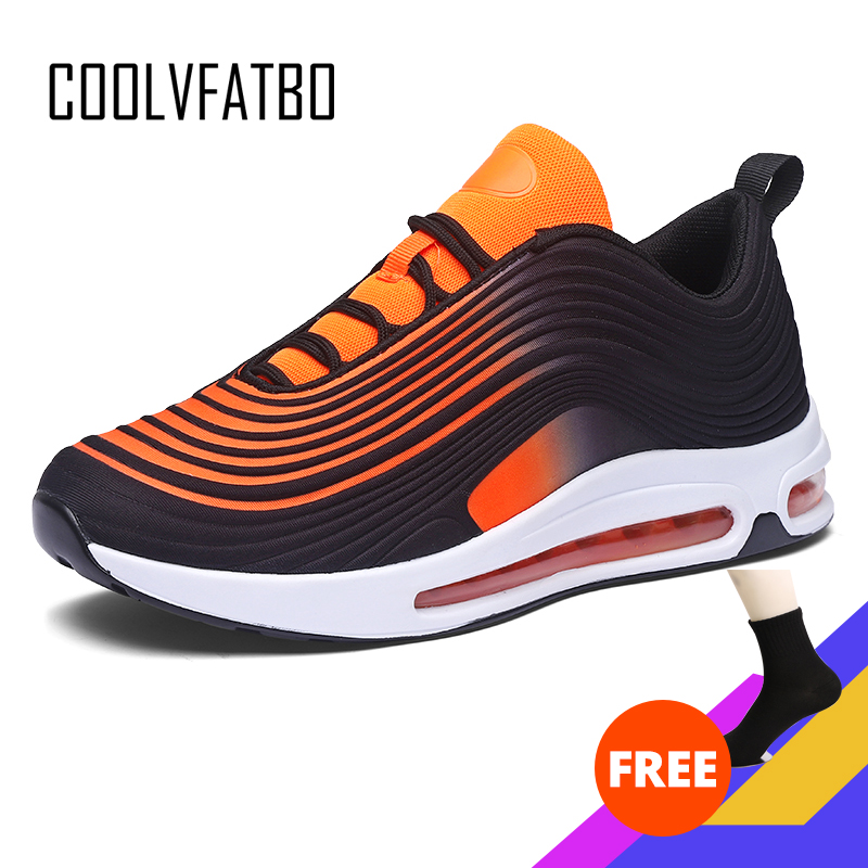 2020 Men Women Sneakers Casual Shoes Breathable Lightweight Men Air Cushion Comfortable Mesh Sneakers Male Fashion Big Size36-47