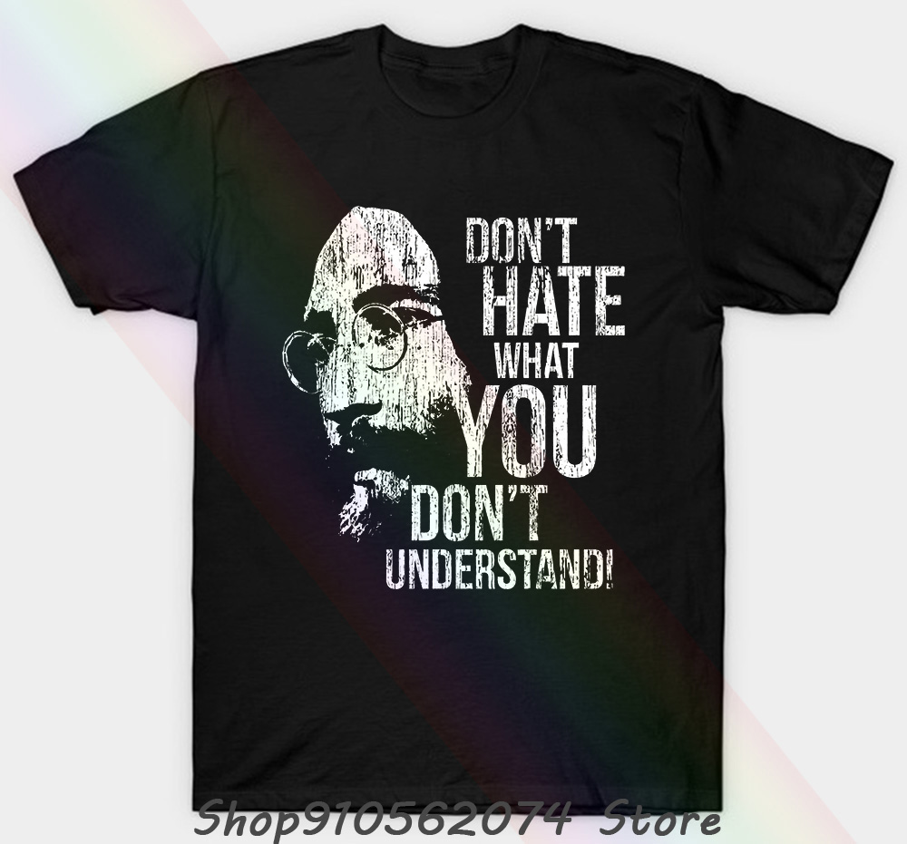 John Histper Lennon Quote The Fashion Beatle_S Cool Mens Unisex T-shirt The Greatest Band Rock