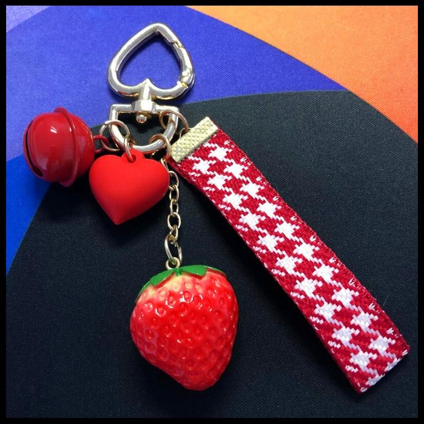 A1755 草莓铃铛 5