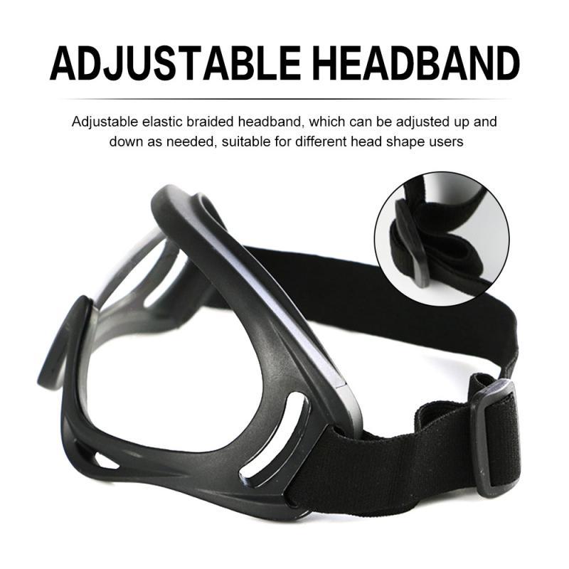 Motorcycle Glasses Multi-functional Anti Droplet Glasses Anti Fog Dust Windproof Waterproof Ski Goggles Off Road Racing  Eyewear