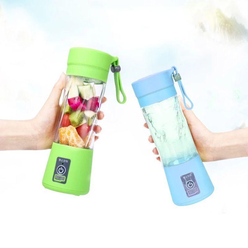 Protable mini copo juicer único servir tamanho