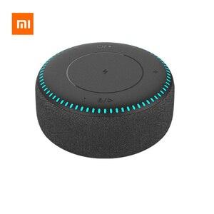 Xiaomi ZMI Беспроводное зарядное устройство Bluetooth динамик 20 Вт Беспроводная вспышка зарядка Встроенный микрофон Поддержка Bluetooth вызова