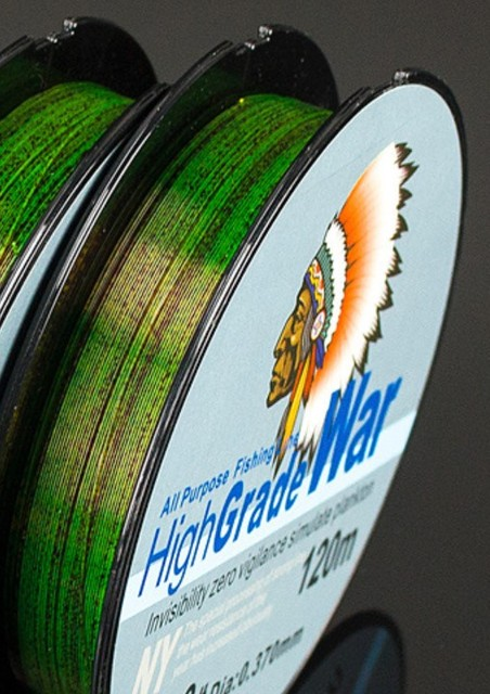 Fishing Line Carp Fluorocarbon 3D Invisible Camouflage Nylon Rubber Stream Wire