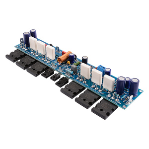 Image 5 - AIYIMA 2Pcs L10 Power Amplifier Board 300W HiFi 2.0 Channel Class AB Sound Amplifiers Amp Transistor A1930 C5171 TT1943 TT5200