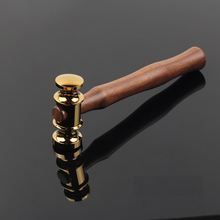Ручной Мини молоток с деревянной ручкой инструмент для кожевенного