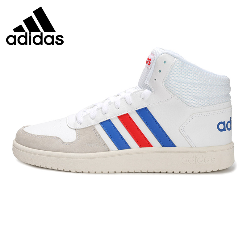 Original New Arrival  Adidas NEO HOOPS 2.0 MID Men's Basketball Shoes Sneakers|Basketball Shoes|   - title=