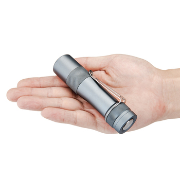 Lumintop FW1A XPL/SST20 1200lm Anduril LED EDC Flashlight 18650 Mini LED Keychain Light IPX8 Waterproof Mini Torch Work Lamp