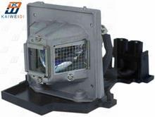 Lampe de remplacement TLPLV6 de haute qualité avec boîtier pour projecteurs Toshiba TDP S8/TDP T8/TDP T9/TDP T9U