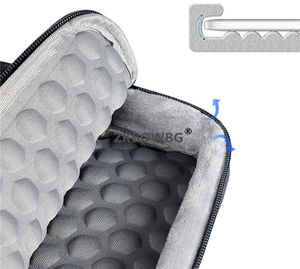 "Image 2 - กระเป๋าถือแล็ปท็อปกระเป๋ากันน้ำพกพาสำหรับ Microsoft 12.3 ""พื้นผิว Pro 6/หนังสือพื้นผิว 5/4 13.5 ""Pro 3/2 ฝาครอบ"