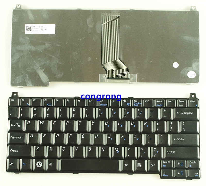 Laptop Keyboard Black For Dell Vostro 1310 1320 1510 1520 2510 M1310 V1310 M1510 Series