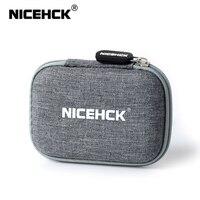 NiceHCK-estuche Original para auriculares, caja de almacenamiento portátil, accesorios para NX7 Pro/DB3/F3/M6