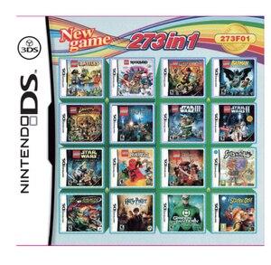 Все в 1 Compilation Video игровая карта-картридж для Nintendo DS NDS Super Combo Multi Cart