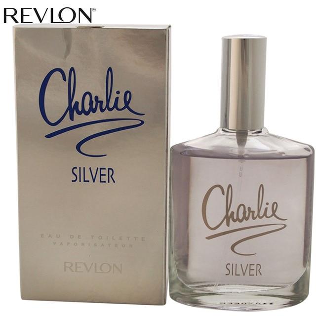 Revlon perfume for woman Long Lasting Perfumes Charlie Silver Flowers Fruits Flavor Fragrance- 3.4 oz EDT Spray 1