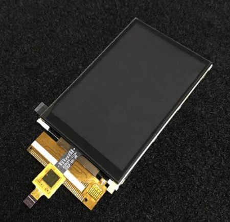 3.5 بوصة 45P HD TFT LCD اللون 8P GT911 بالسعة اللمس شاشة ILI9487 NT35310 IC 320*480 MCU 16Bit واجهة واسعة زاوية عرض