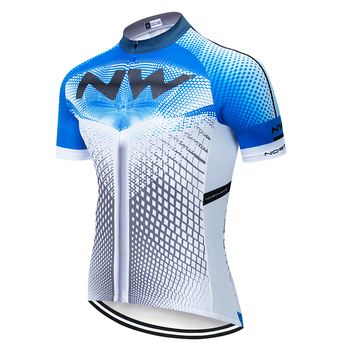 2020 NW Pro team Summer Jerseys Bike Shirt Men's Cycling Jersey Ciclismo Bicicleta Sportswear Maillot Ciclismo Breathable - Pic Color, M