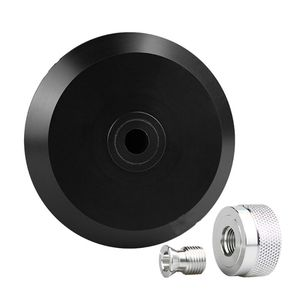 Image 3 - Durable Steel LP Vinyl Turntables Disc Stabilizer Anti Shock Record Weight/Clamp