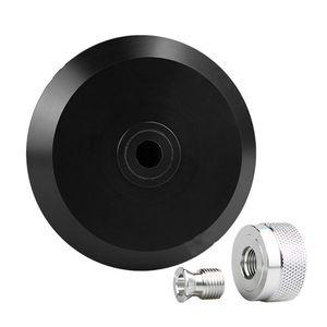 Image 3 - Прочный стальной виниловый шарнирный диск LP, стабилизатор, Противоударная запись, вес/зажим
