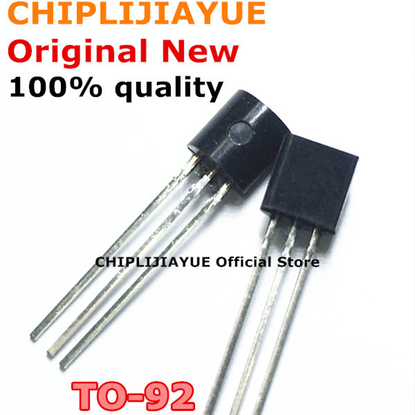 (10piece) 100% New BF245A BF245 TO-92 Original IC Chip Chipset BGA In Stock