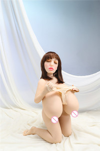 Image 5 - 100CM #6 love doll TPE and metal skeleton doll with round ass  sex doll full size love adult dolls