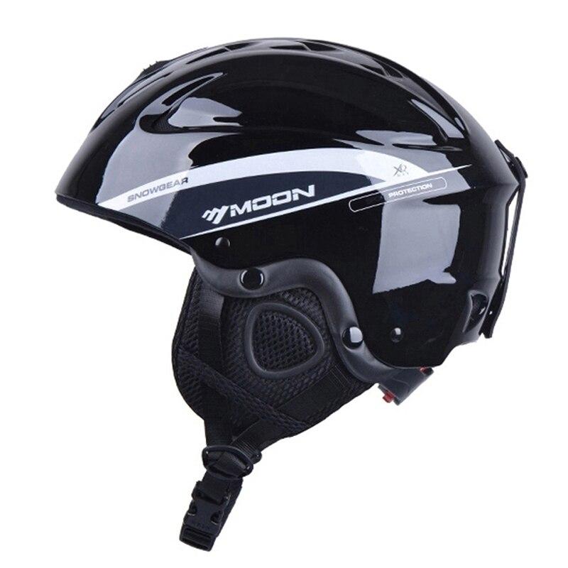 Clearance of stock! Ski helmet adult and child ski helmet overall molded ski helmet safety skateboard ski snowboard helmet