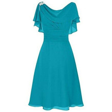 Clothing Cocktail-Dress Bridesmaid Formal Womens Summer Jupe Prom-Gown Party-Ball Wedding