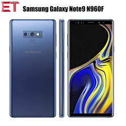 Перейти на Алиэкспресс и купить global version samsung galaxy note9 n960f 4g mobile phone 6.4дюйм. 6gb ram 128gb rom exynos9810 1440x2960p 4000mah nfc android phone