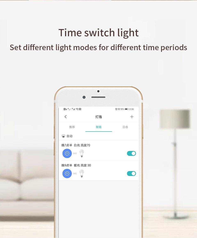Aqara Smart bulb 7