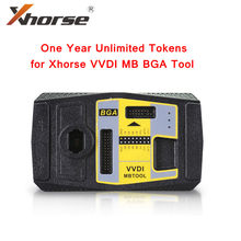 Xhorse One Year Unlimited Tokens for Xhorse VVDI MB BGA Tool for One Year Period for BENZ Password Calculation Unlimited Token