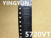 10 stks/partij AKM5720 AK5720VT AK5720 5720VT AKM5720VT 102dB 96kHz 24bit nieuwe originele