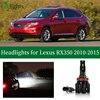 Xlights Led Headlight Bulb For Lexus RX350 2010 2011 2012 2013 2014 2015 Low High Beam Canbus Headlamp Lamp Light Accessories