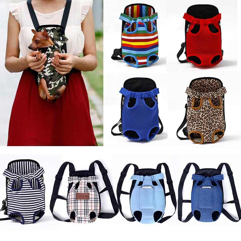 Mesh Pet Dog Carrier Backpack Breathable Camouflage Outdoor Travel Products  Bags For Small Dog Cat Chihuahua Mesh Backpack| | - AliExpress