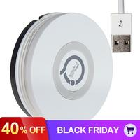 Qi Enabled 2 in 1 Wireless USB Charger Stand Transmitter Pad Fit for Nexus / HTC / Samsung