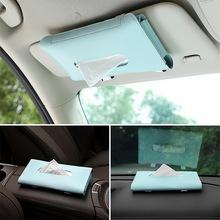 1 pz set di asciugamani per scatola di fazzoletti per Auto visiera parasole per Auto supporto per scatola di fazzoletti decorazione per interni Auto per accessori Auto BMW cheap Appeso CN (Origine) Artificiale in pelle