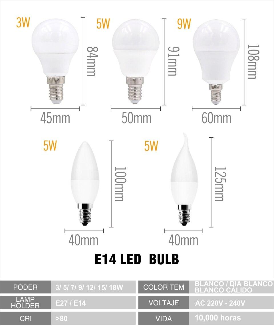 E14 E27 LED Bulb Lamp Series_03