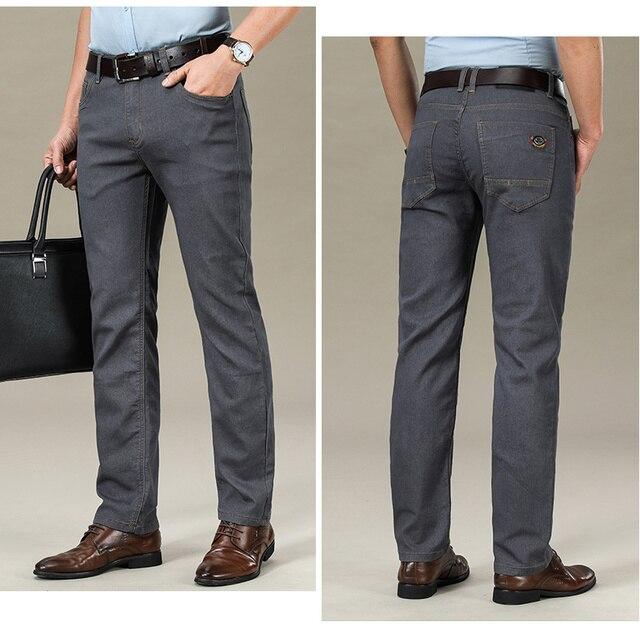 Casual Men Cotton Pants 2
