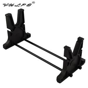Image 2 - Vulpo Jacht Airsoft Tactical Gun Rifle Reiniging En Onderhoud Cradle Shot Gun Smith Bench Rest Stand Rifle Houder Tool Rack