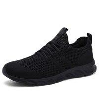 Offre spéciale chaussures de course légères confortable décontracté hommes Sneaker respirant antidérapant résistant à l'usure en plein air marche hommes chaussures de Sport