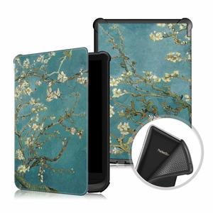 Чехол для карманной книги 627 616 632 ультра тонкий магнитный смарт-чехол из ПУ кожи для карманной книги Touch Lux 4/Базовая Lux 2 + стилус + Экран пленка
