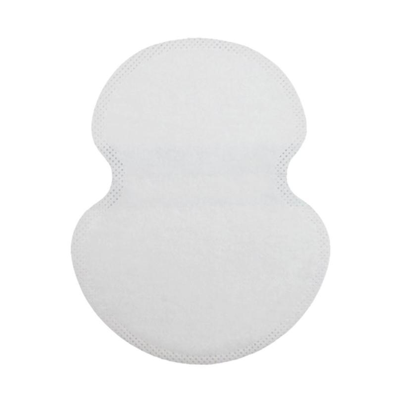 100pcs Ultrathin Absorbent Pads Summer Armpit Sweat Pads Underarm Deodorants Stickers Absorbing Disposable Anti Perspiration Pat