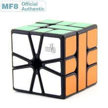 MF8 Square 1 SQ1 V4 Magic Cube Square-1/SQ-1 Professional Speed Puzzle Twisty Brain Teaser Educational Toys For Children цена 2017