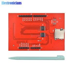 Image 2 - 3,5 inch TFT LCD Touch Screen Modul 480x320 Mega 2560 Mega2560 Bord Stecker und Spielen für Arduino LCD modul Display diymore