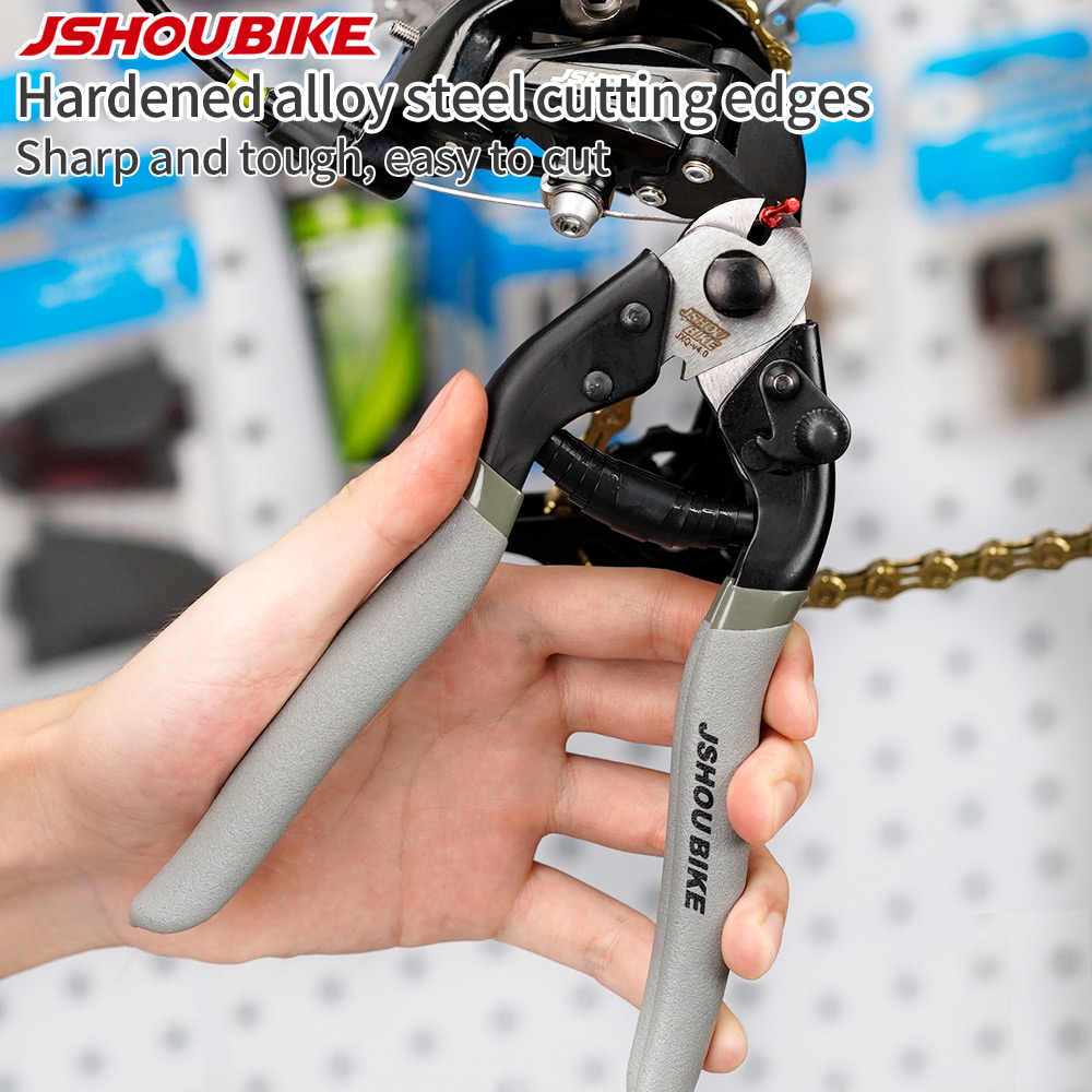 Carbon Steel Wire Nipper Bike Brake Cable Cutter Cycling Shifter Wire Plier