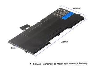 Image 4 - 7,4 V 55WH Kingsener C4K9V Laptop Batterie für DELL XPS 13 9333 L322X 13 L321X L221x 9Q33 3H76R Y9N00 0Y9N00 489XN PKH18 0PKH18