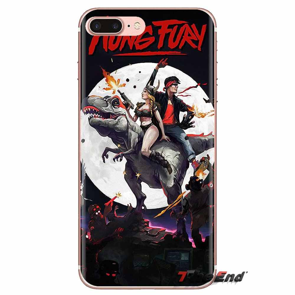 coque iphone 8 kung fury