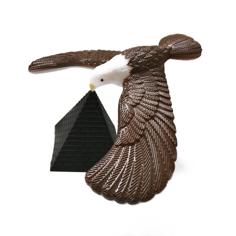 Nova magia manter equilíbrio águia pássaro brinquedo escritório em casa diversão aprendizagem mordaça brinquedos para o presente do miúdo