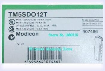 New TM5SDO12T PLC Module 12DO TM5SD012T Transistor