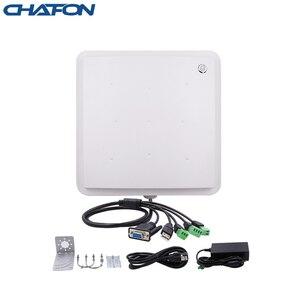 Image 1 - Chafon 5 metros rfid uhf lector ip66 impermeable 865 ~ 868mhz rs232 wg26 Relé libre SDK para aparcamiento de coches y gestión de almacenes