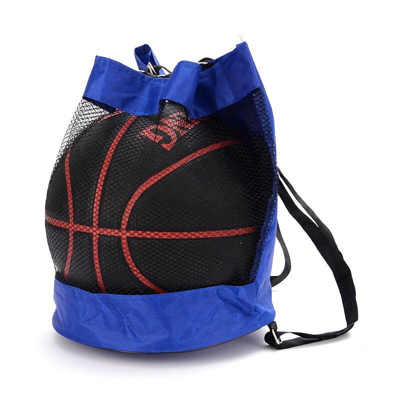 Баскетбольный рюкзак из ткани Оксфорд, сумка-мессенджер на плечо, сетчатая баскетбольная сумка для волейбола, футбола-2